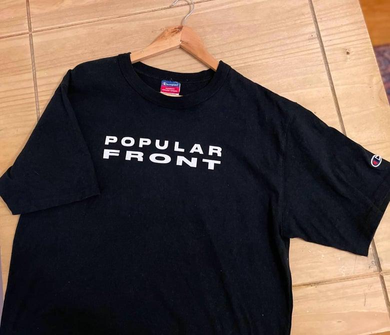 Image of Cease & Desist Champion T-shirt