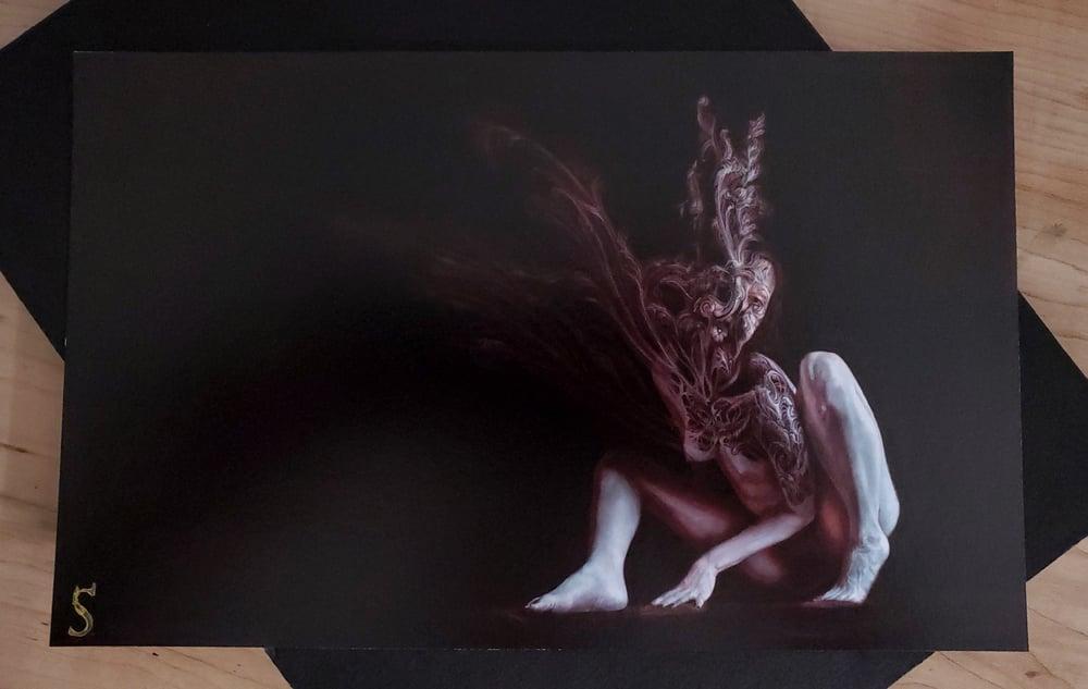 Image of Datura Fastuosa 6.5x10 Print