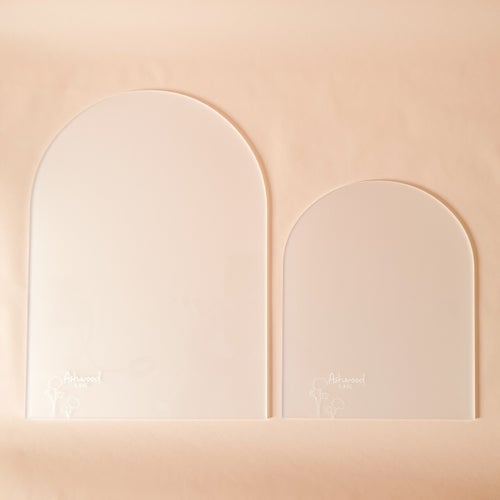 Image of Arch Cake Templates