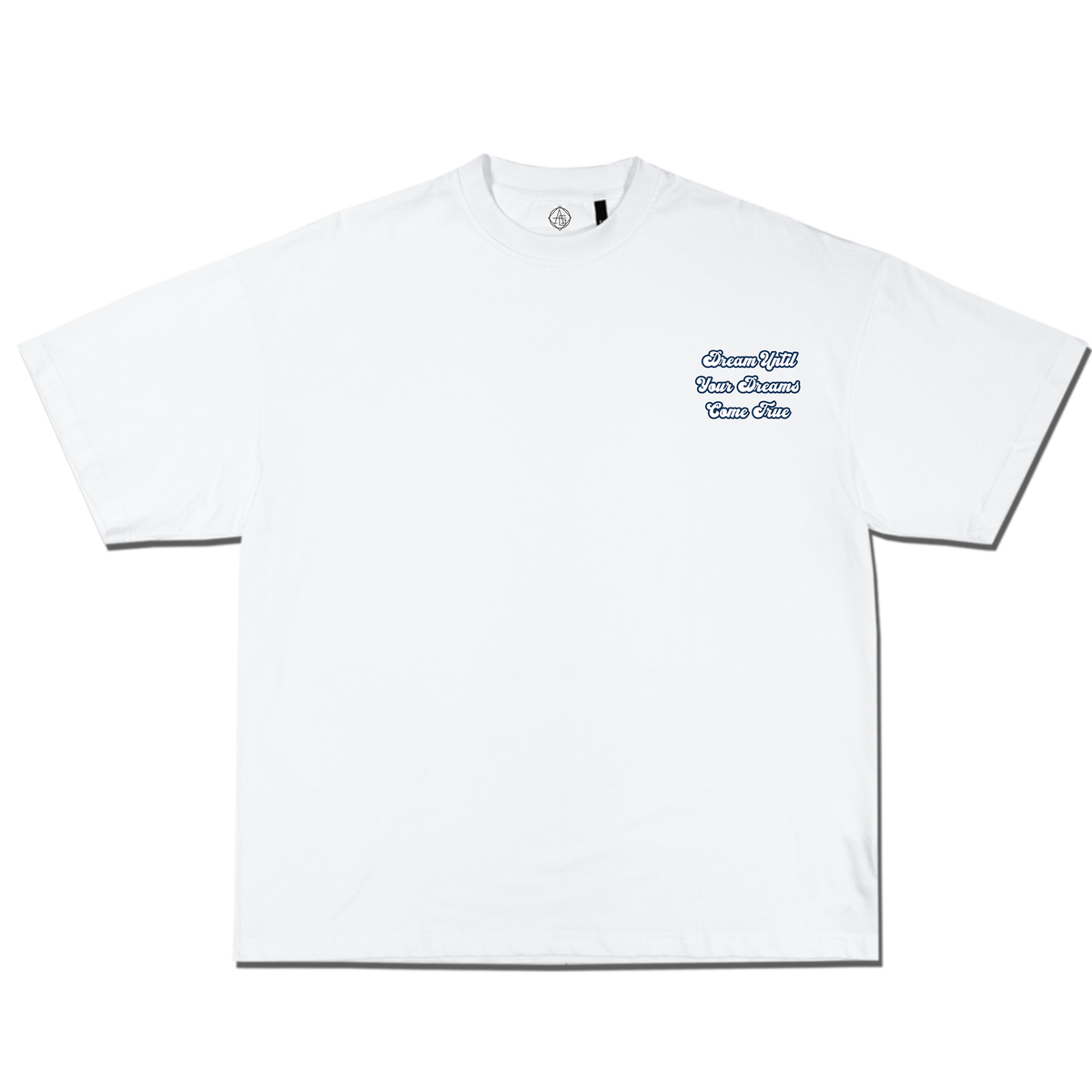 Image of Dream Until Your Dreams Come True TEE - BOXYFIT