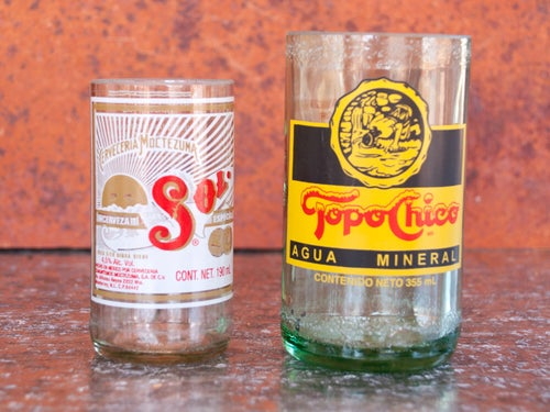 Image of Sol Glassware - Small size tequila glass