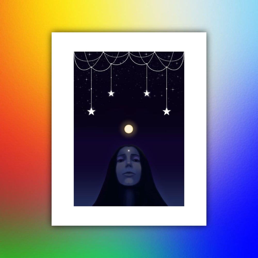 Image of Pre-Order: Moon Child Prints