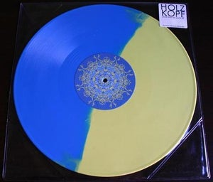 "Image of Holzkopf - Pure Bliss, No Earth 12"" EP"