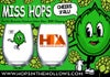 IN-STOCK - MISS HOPS - FULL COLOR Front and BACK