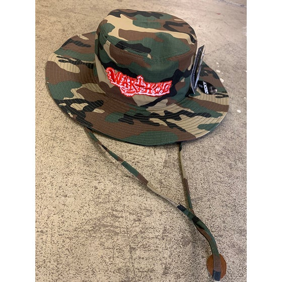 Image of Embroidered Logo Bucket Hat