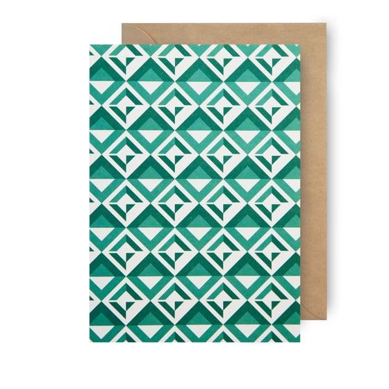 Image of Single card - kaleidoscope