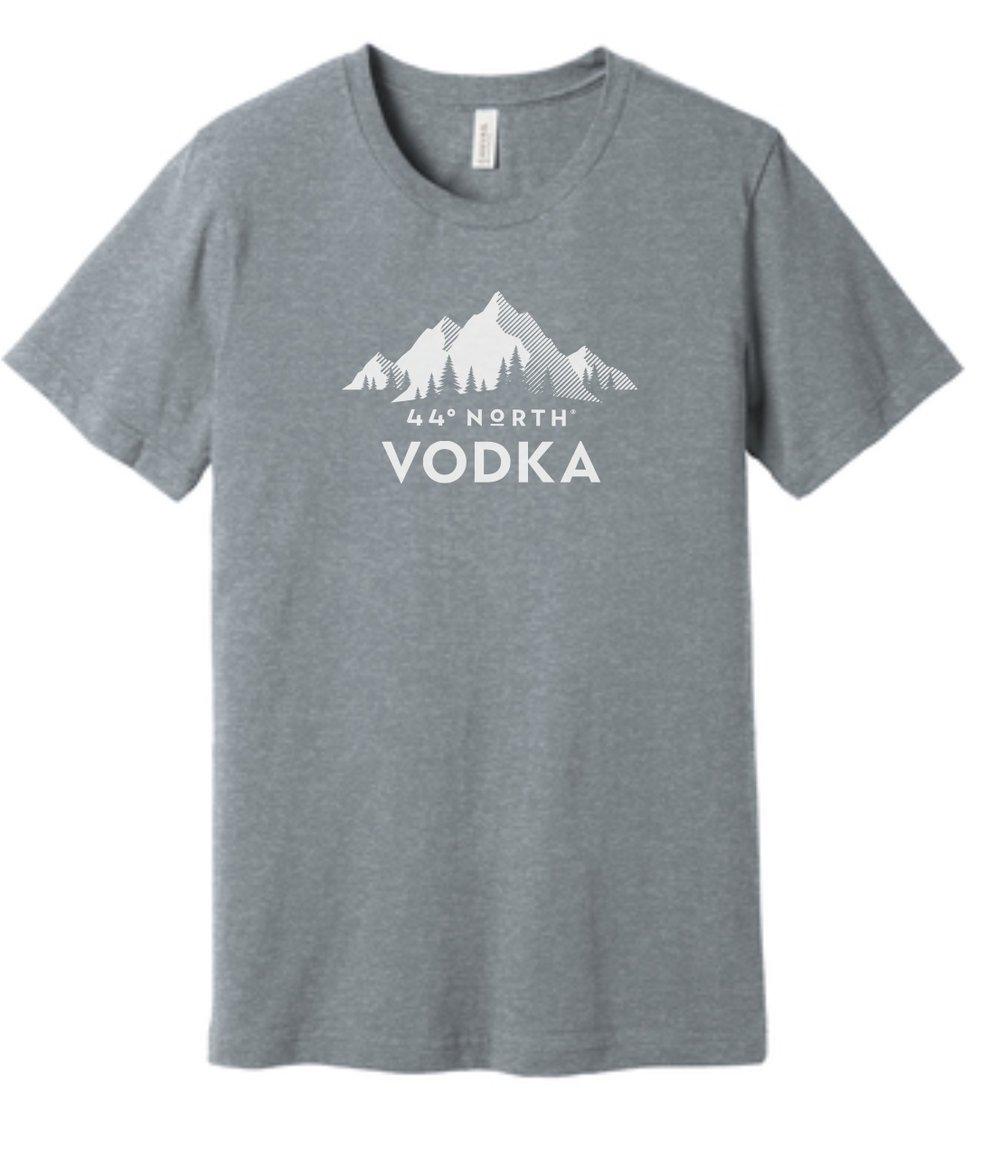 44º North® Vodka Mountains Heather Grey Tee