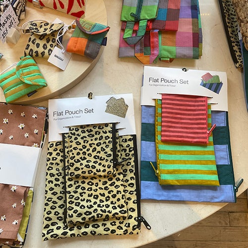 Image of Flat Pouch Set