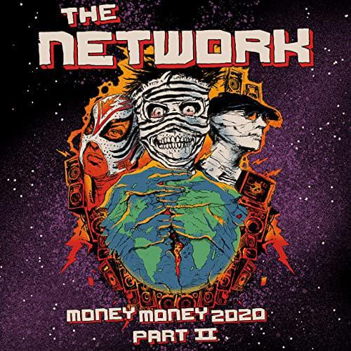 Image of The Network - Money Moey 2020 Part II 2xLP