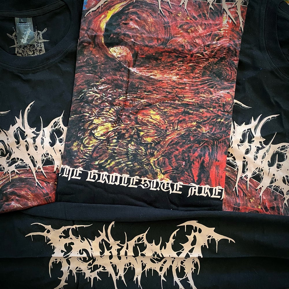Feculent 'The Grotesque Arena' Long-sleeve