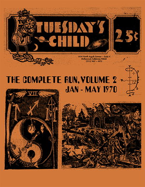 Image of Tuesday's Child - Volume 2, 1970