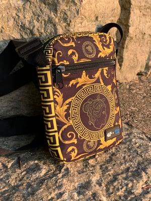DGWLLC ARTS - Ode To Versace Shoulder Bag (LE 100)