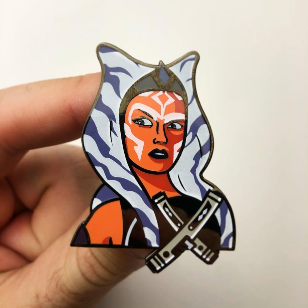 Image of 'Rebels Ahsoka' Pin