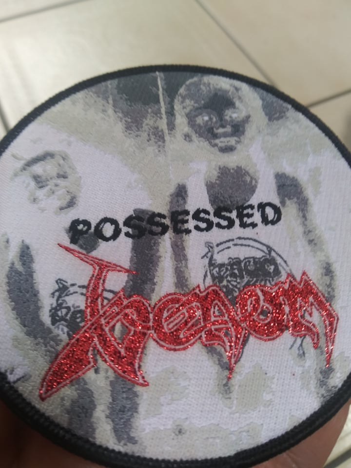 Venom Possessed Woven Patch *imported*