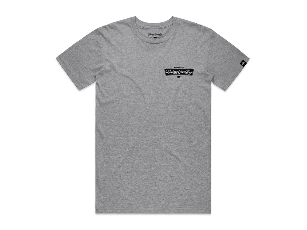 Image of Tradition Tee ( ATHLETIC HEATHER )