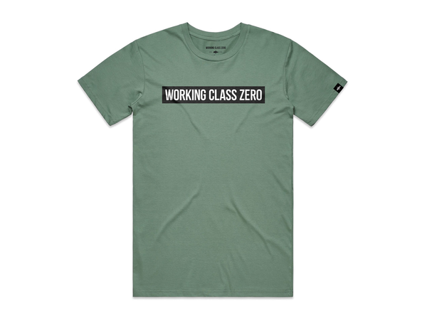 Image of Standard Tee  (MILITARY GREEN)