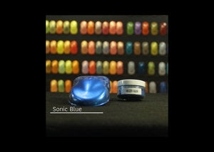 Image of SONIC BLUE
