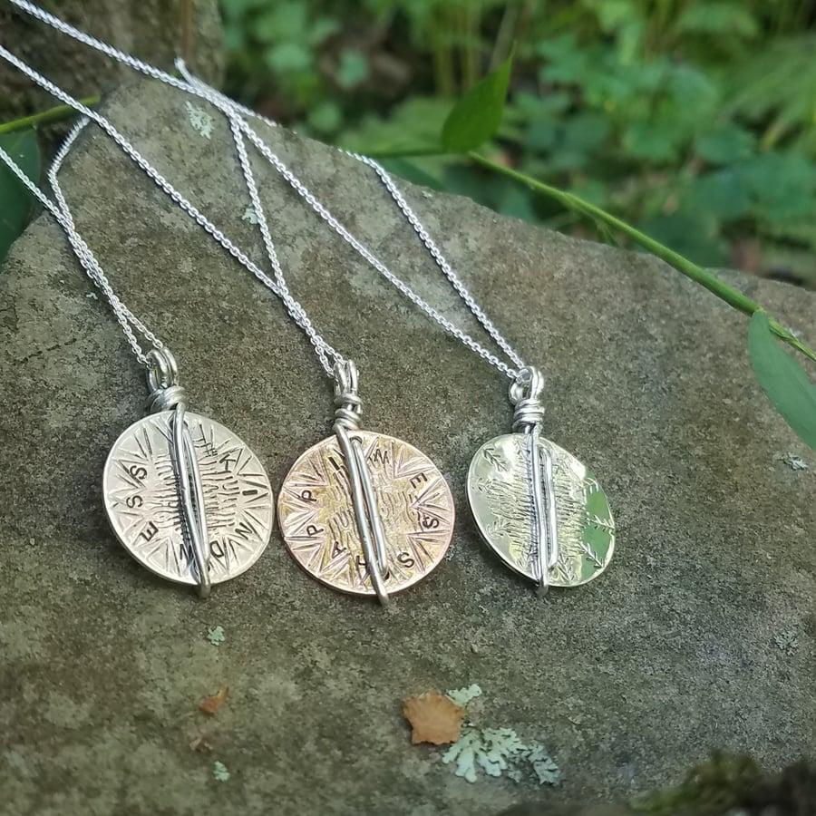 Image of Amulet pendant
