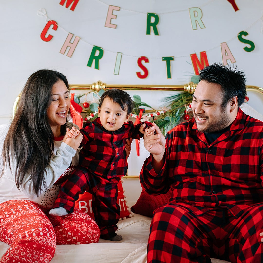Image of November 6th Christmas Jammies Minis - Deposit Only