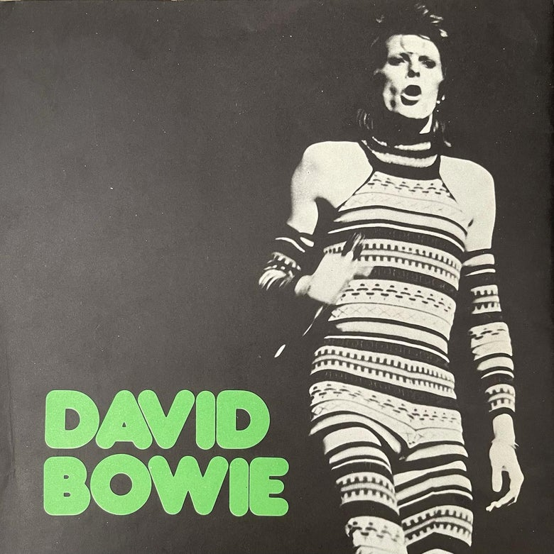 Image of (David Bowie) (Japan RCA Promo Zine)