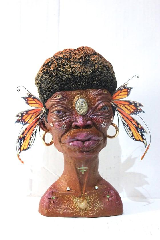 Image of Afro Flutter