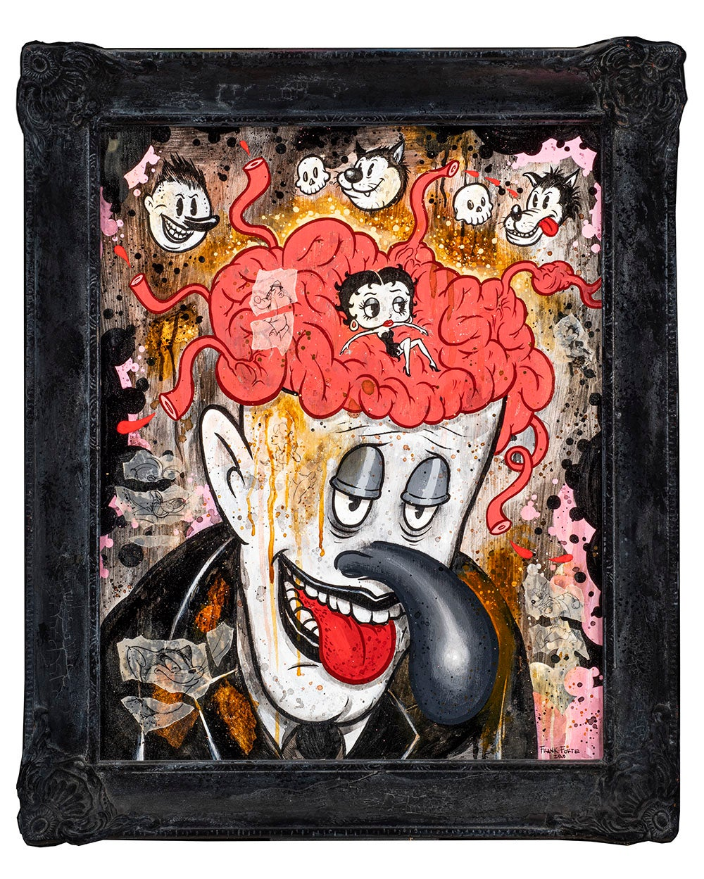 """Image of Frank Forte """"Betty on the Brain"""""""