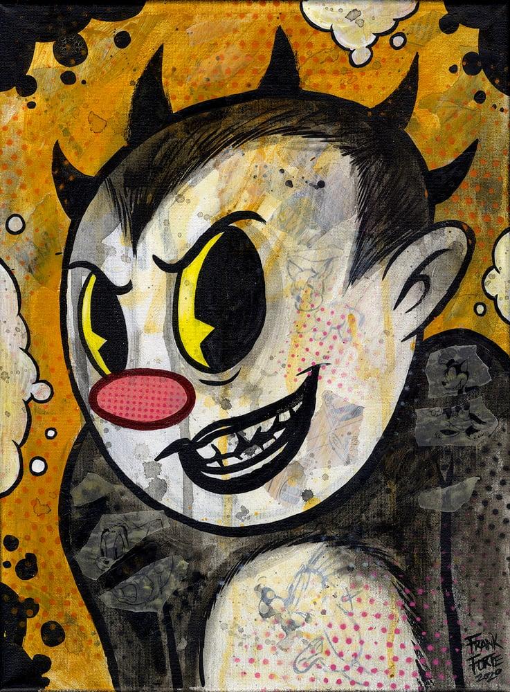 "Image of Frank Forte ""Devilish Dan"""