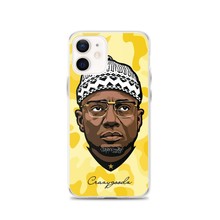 Image of 1975 'The liberator' iPhone Case