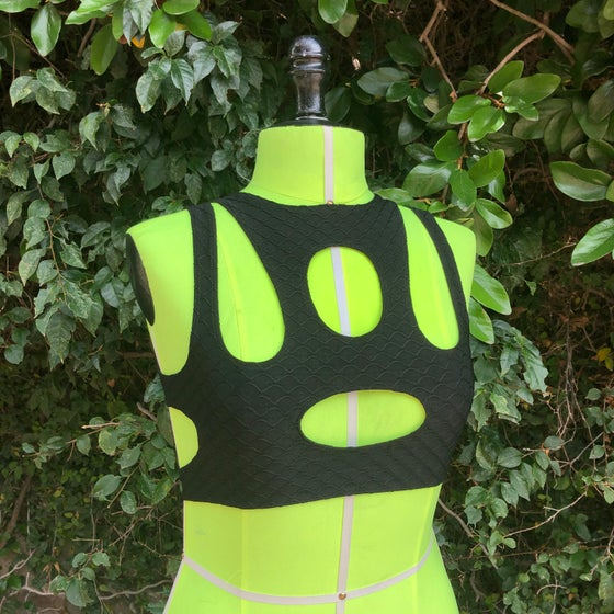 Image of Bozo top textured