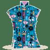 The Mcbiff Women's Beetleshirt Tea Timer shirt. MADE IN THE U.S.A.