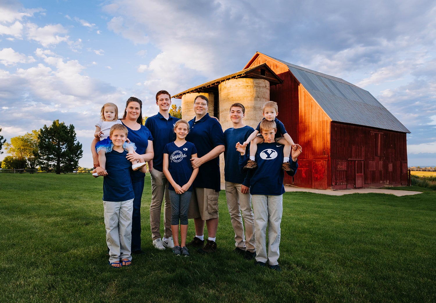 Image of September 11th Barn Mini Sessions Fort Collins