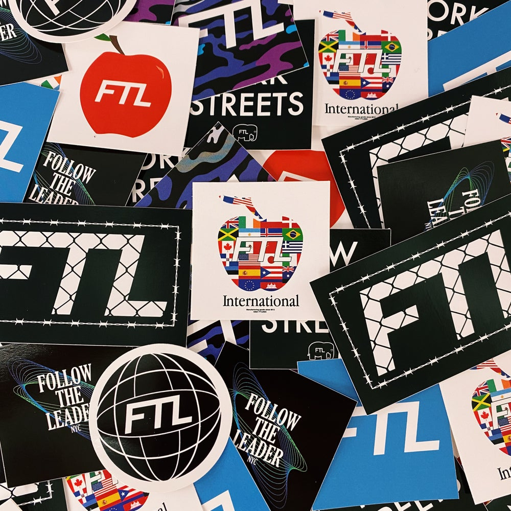 Image of Sticker Pack (10)