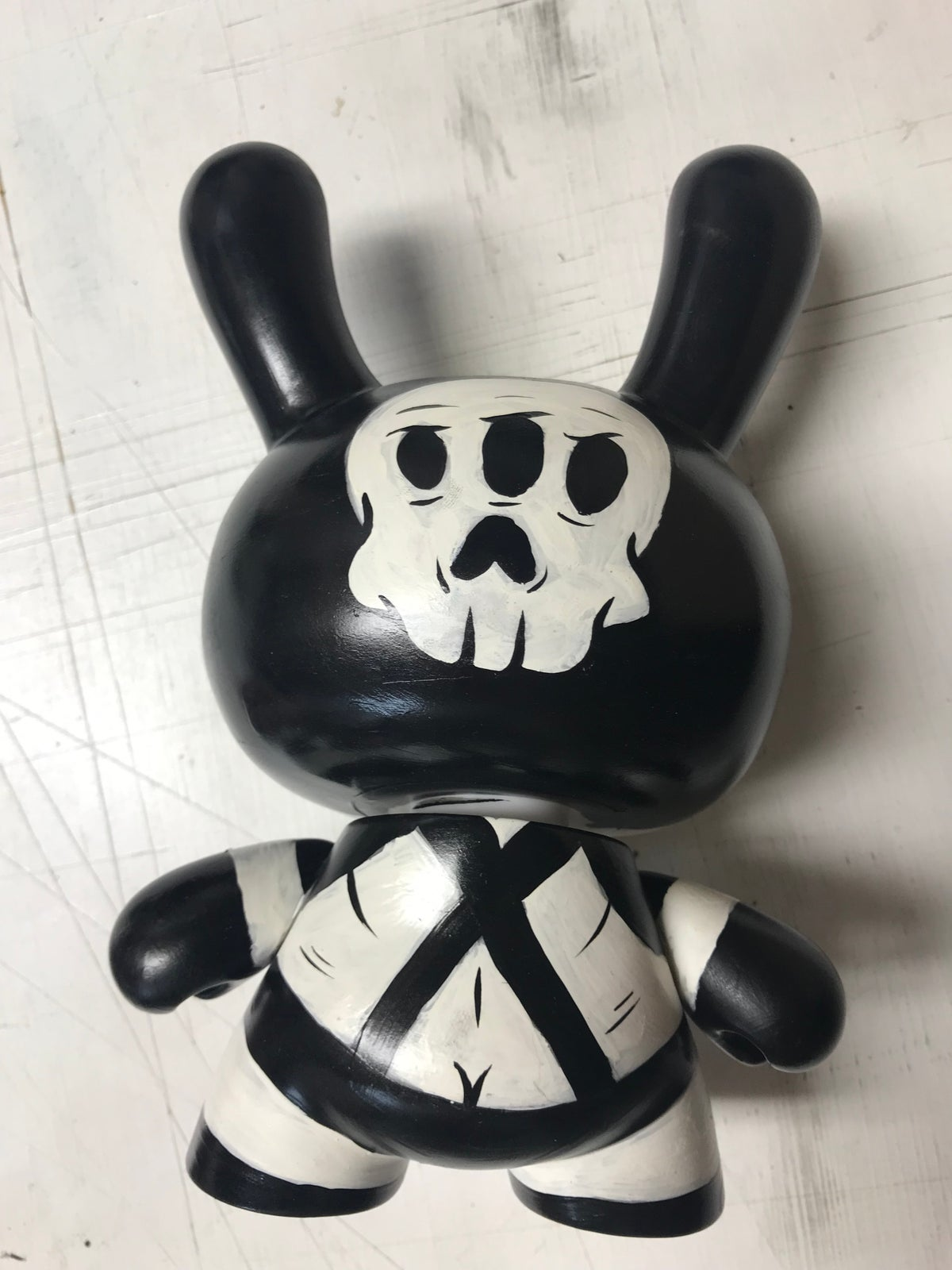 """Image of Frank Forte """"Triclops Dunny #1"""" 8"""""""