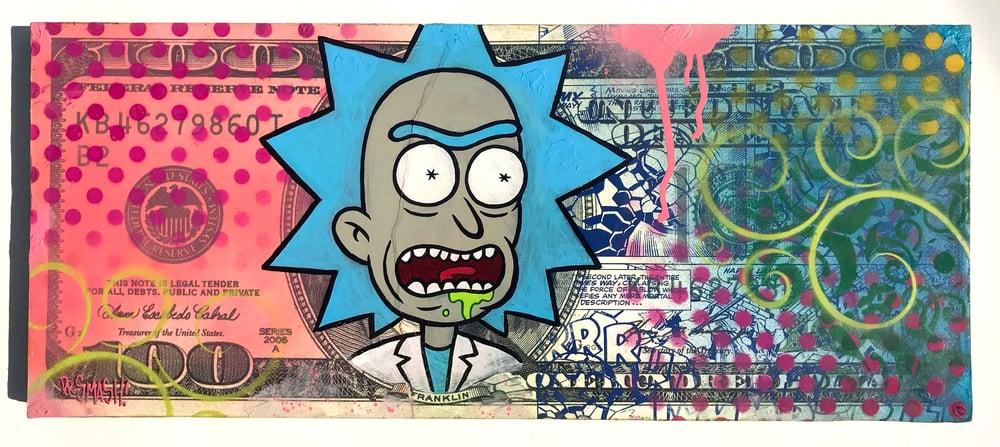 """Image of Dr. Smash """"Rick Sanchez"""""""