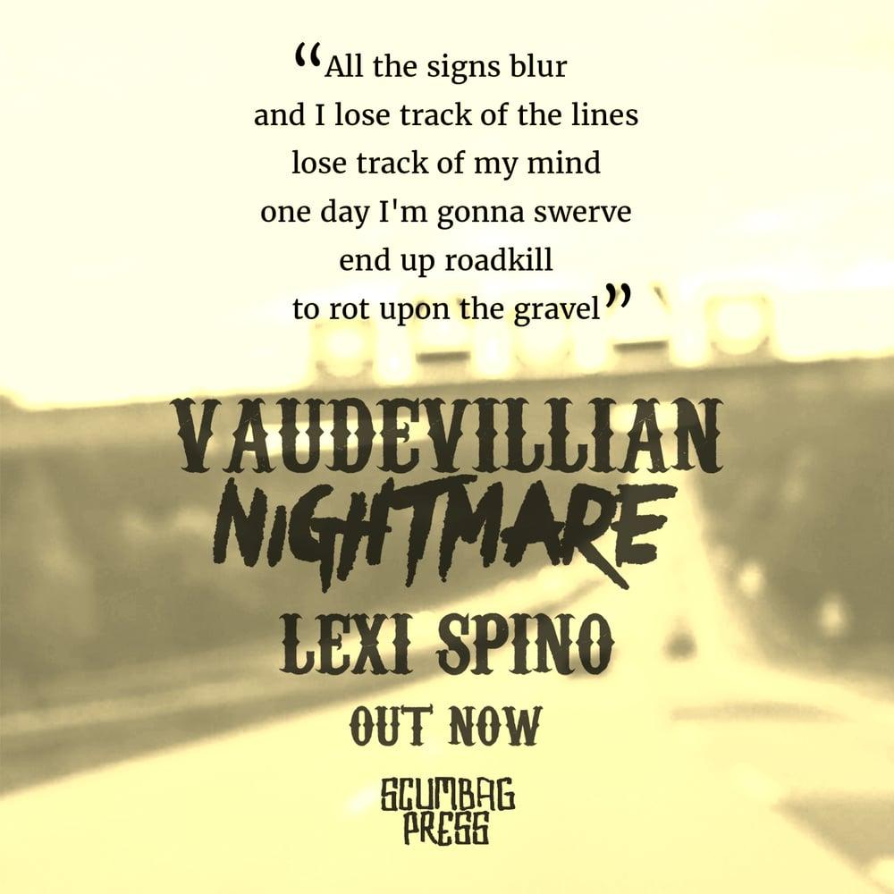 Image of VAUDEVILLIAN NIGHTMARE