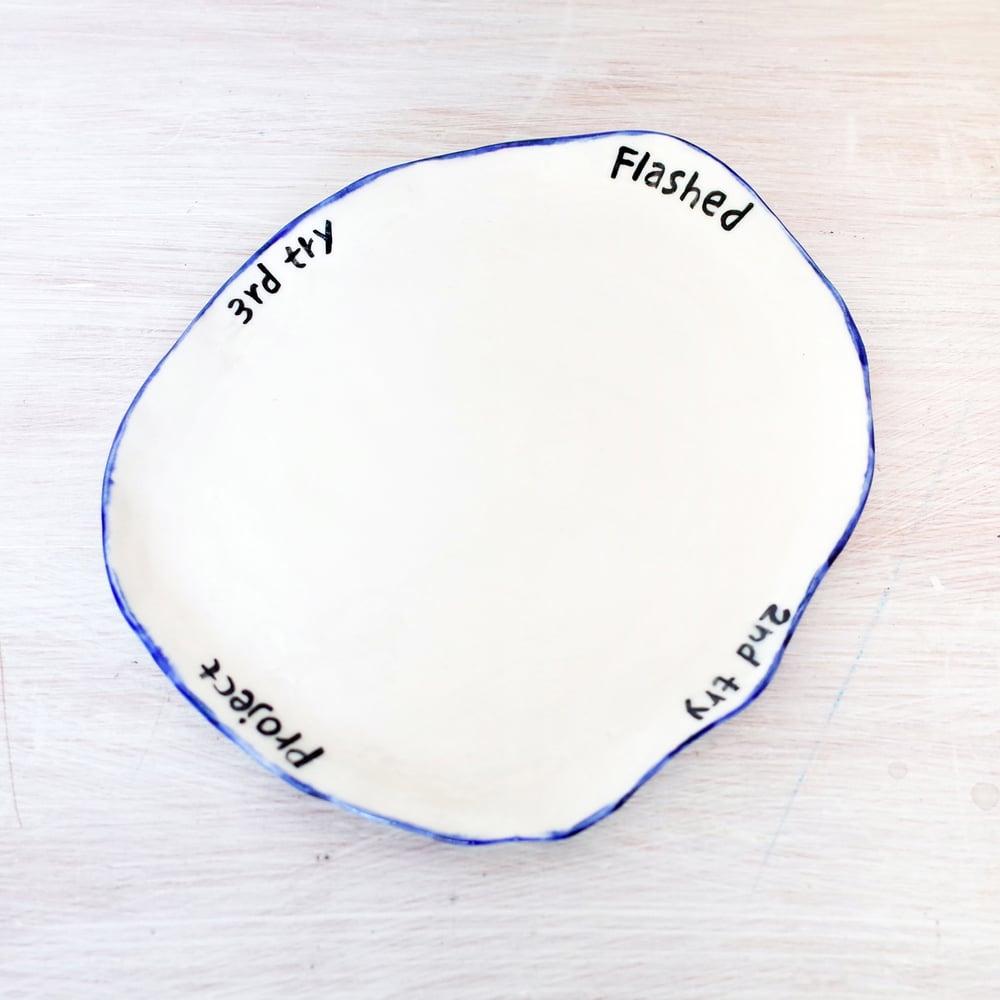 Logbook plates