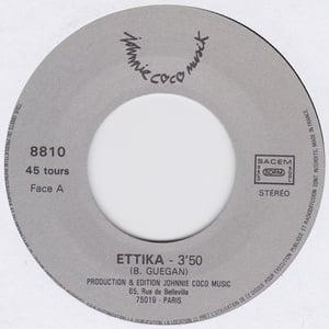 Ettika - Ettika (Johnnie Coco Musik - 1985)