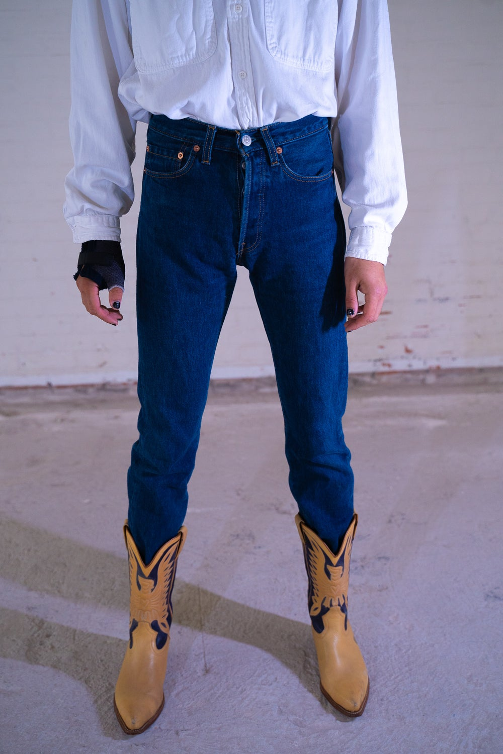 Image of 'Levi Strauss' 501 Jeans