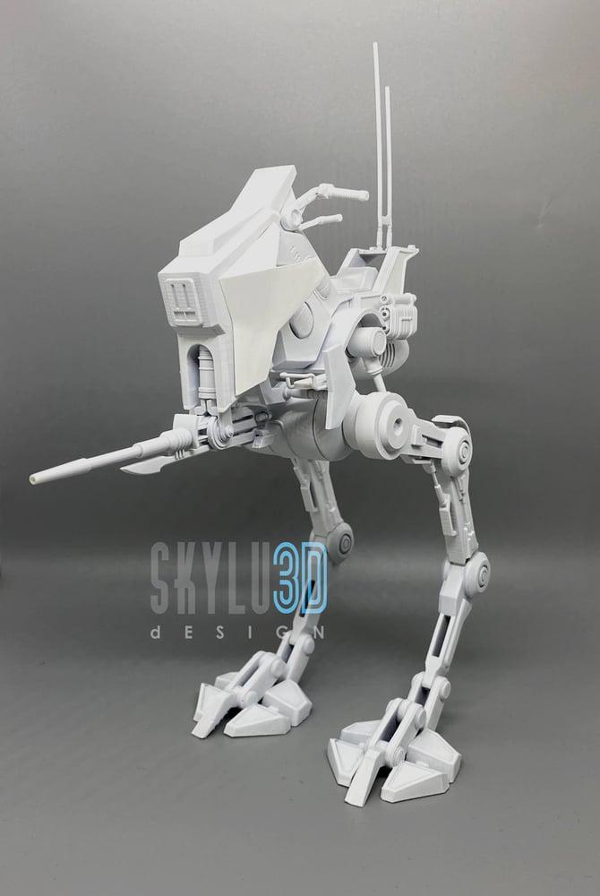 Image of Walker Vehicle by Skylu3d Designs