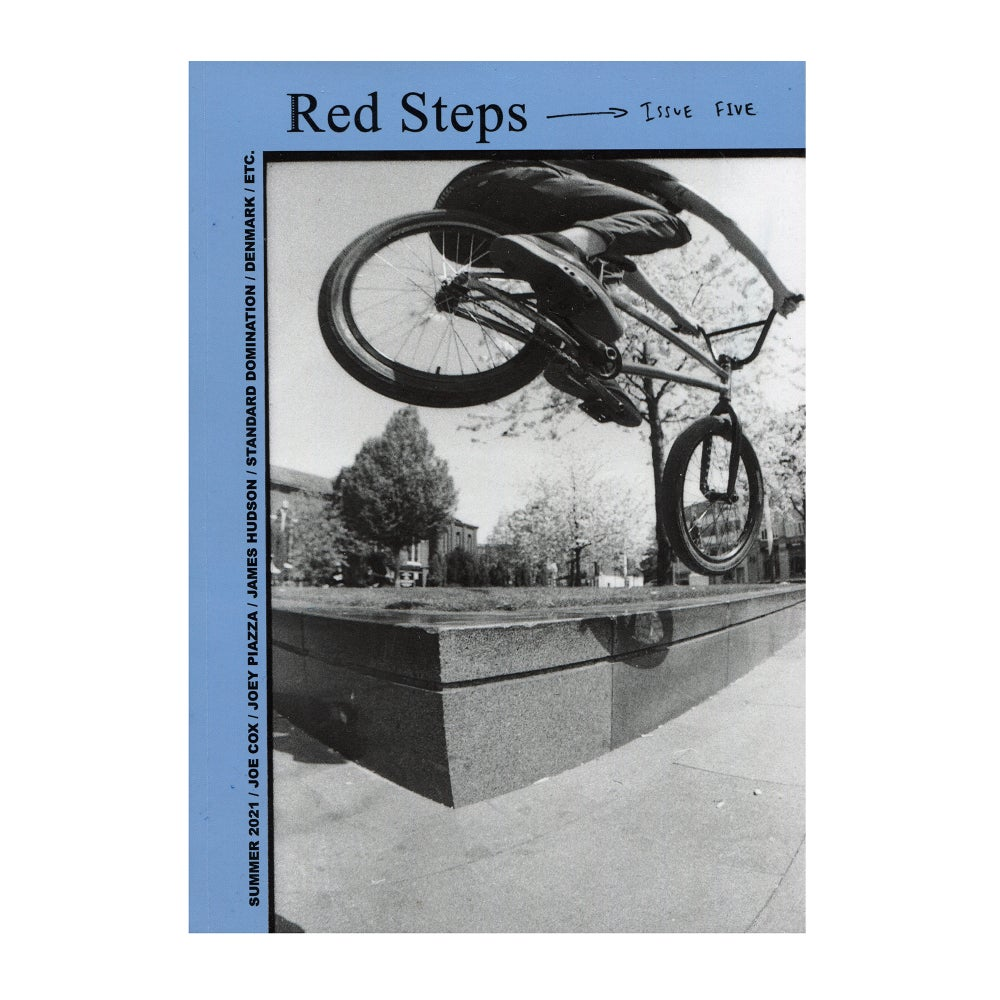 Image of Red Steps Issue 5