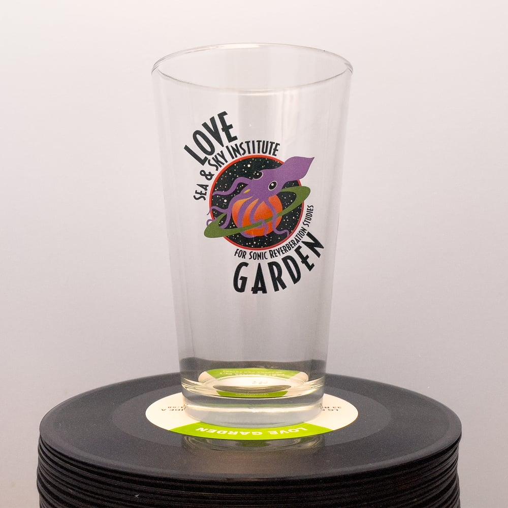 Image of Logo Pint Glass