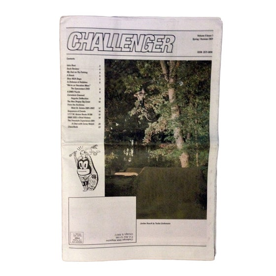 Image of Challenger Volume 4 Issue 3