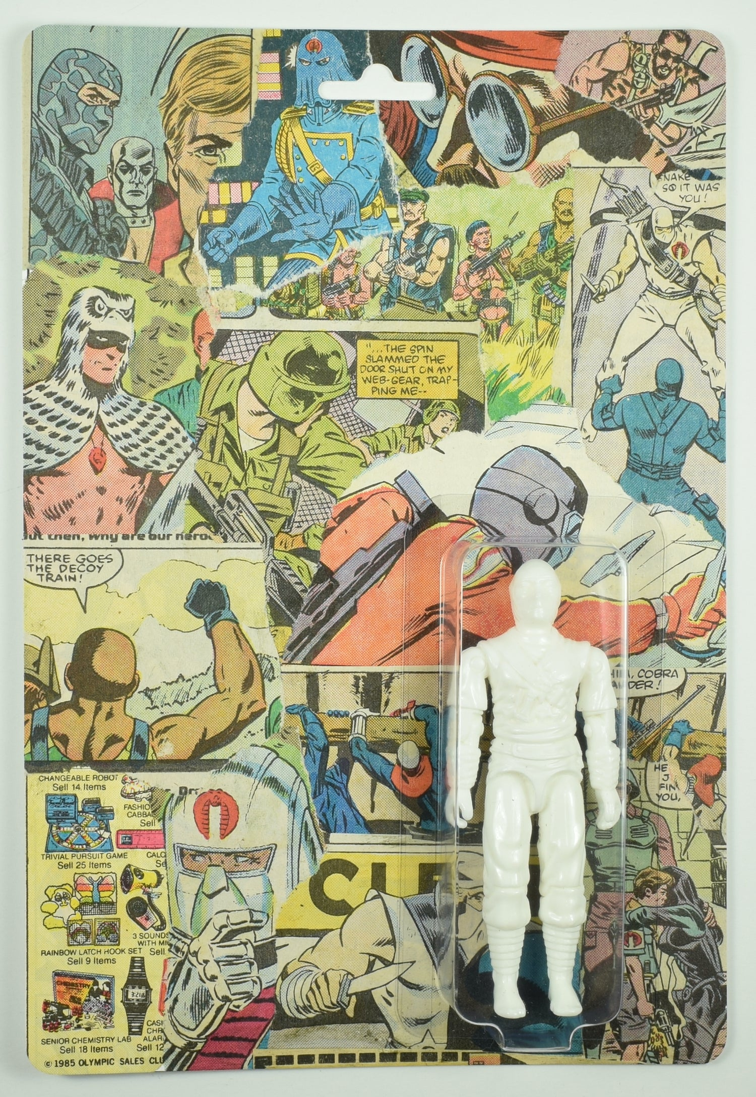 Image of STORM SHADOW - B