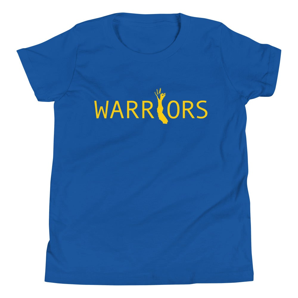 Image of Warriors - Kids' tee