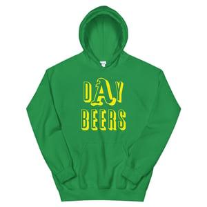 Image of dAy beers - unisex pullover hoodie