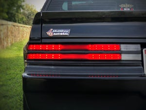 Image of 1983-1987 Buick Regal/Grand National Digital Tail Light 4 Panels Product # 1100886