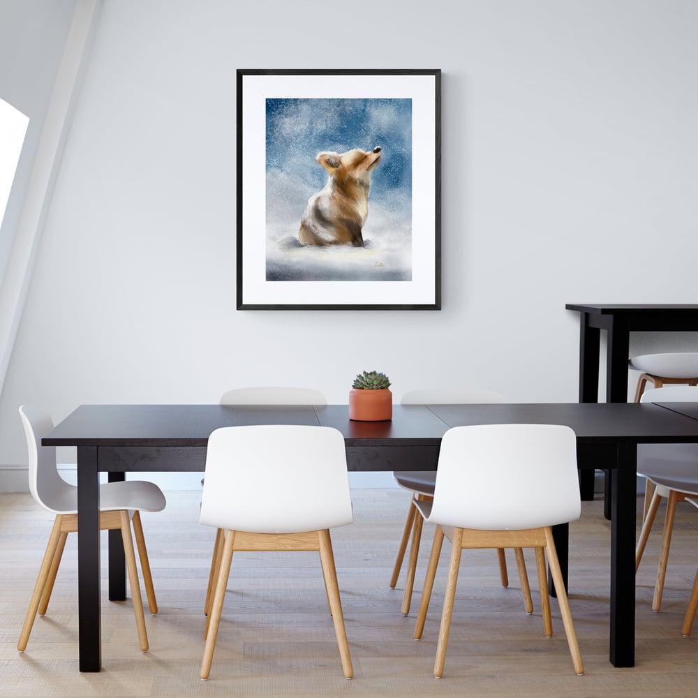 Sweet Fox  - Artwork  - Prints
