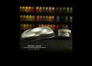 Image of WHITE GOLD