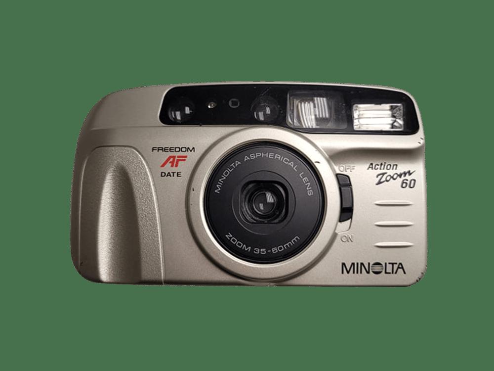 Image of Minolta - Action Zoom 60