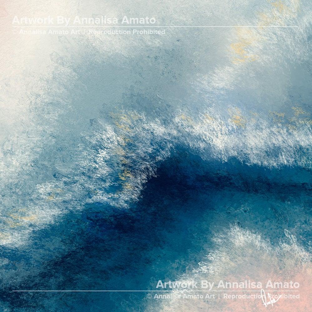 Relaxing Ocean View  - Artwork  - Prints